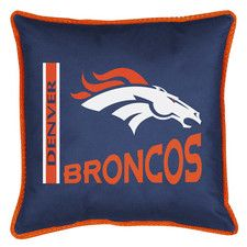 NFL Sidelines Pillow