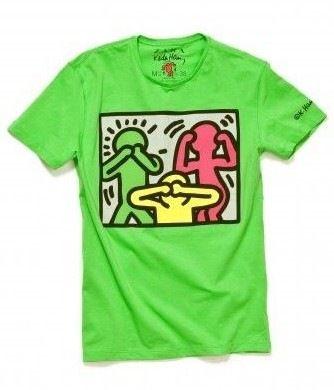 e79d79ba ZARA launch Keith Haring men T-shirt design2 | clothes | Keith ...