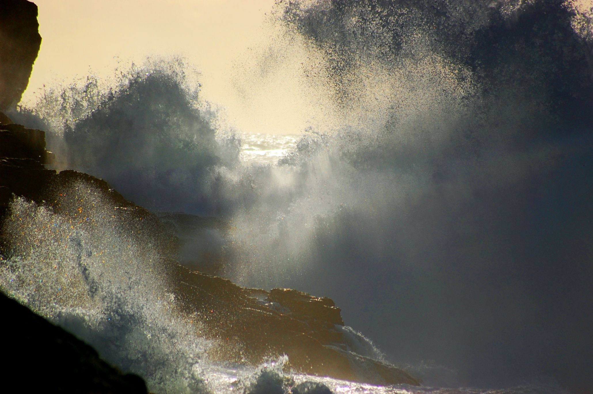 Coastline Captured In Atmospheric Photos For Rnli Contest In  # Magasins Fly A Colmac