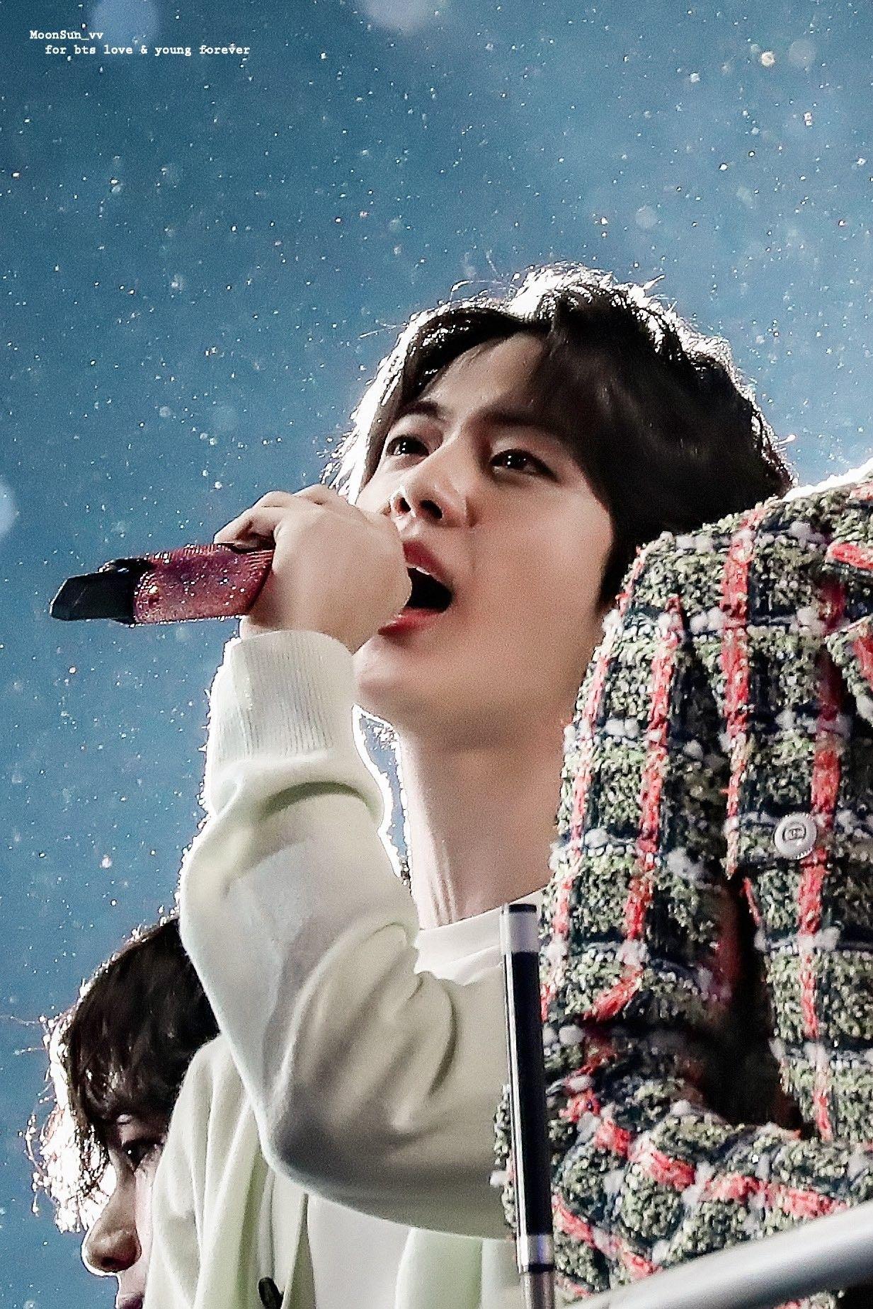 200105 GDA 💖 JIN 진 석진 김석진 방탄소년단 BTS in 2020