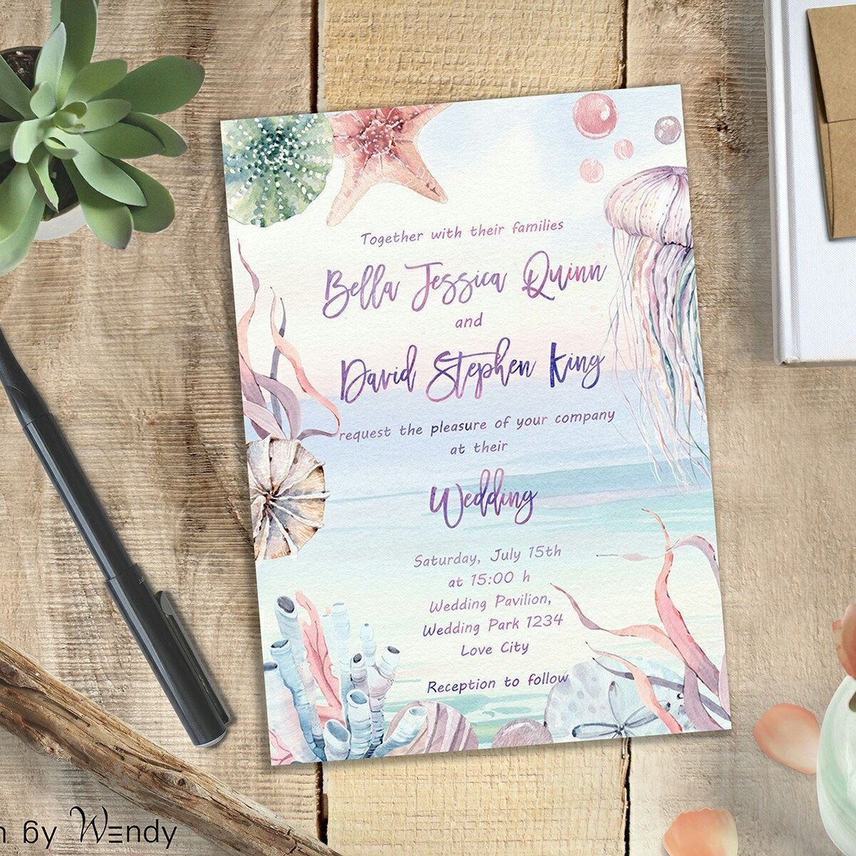 Are you planning beach wedding? Complete your wedding theme with ...