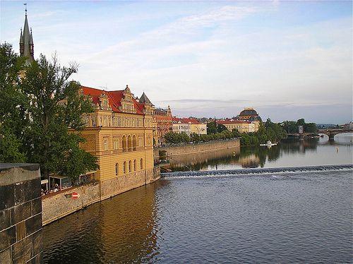 cool Prague