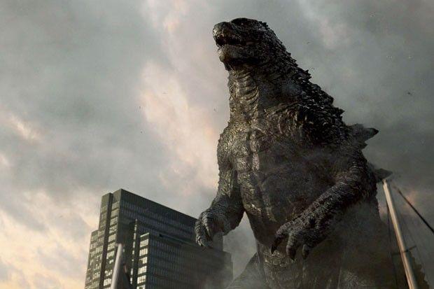 Godzilla volta aos cinemas com pinta de bonzinho