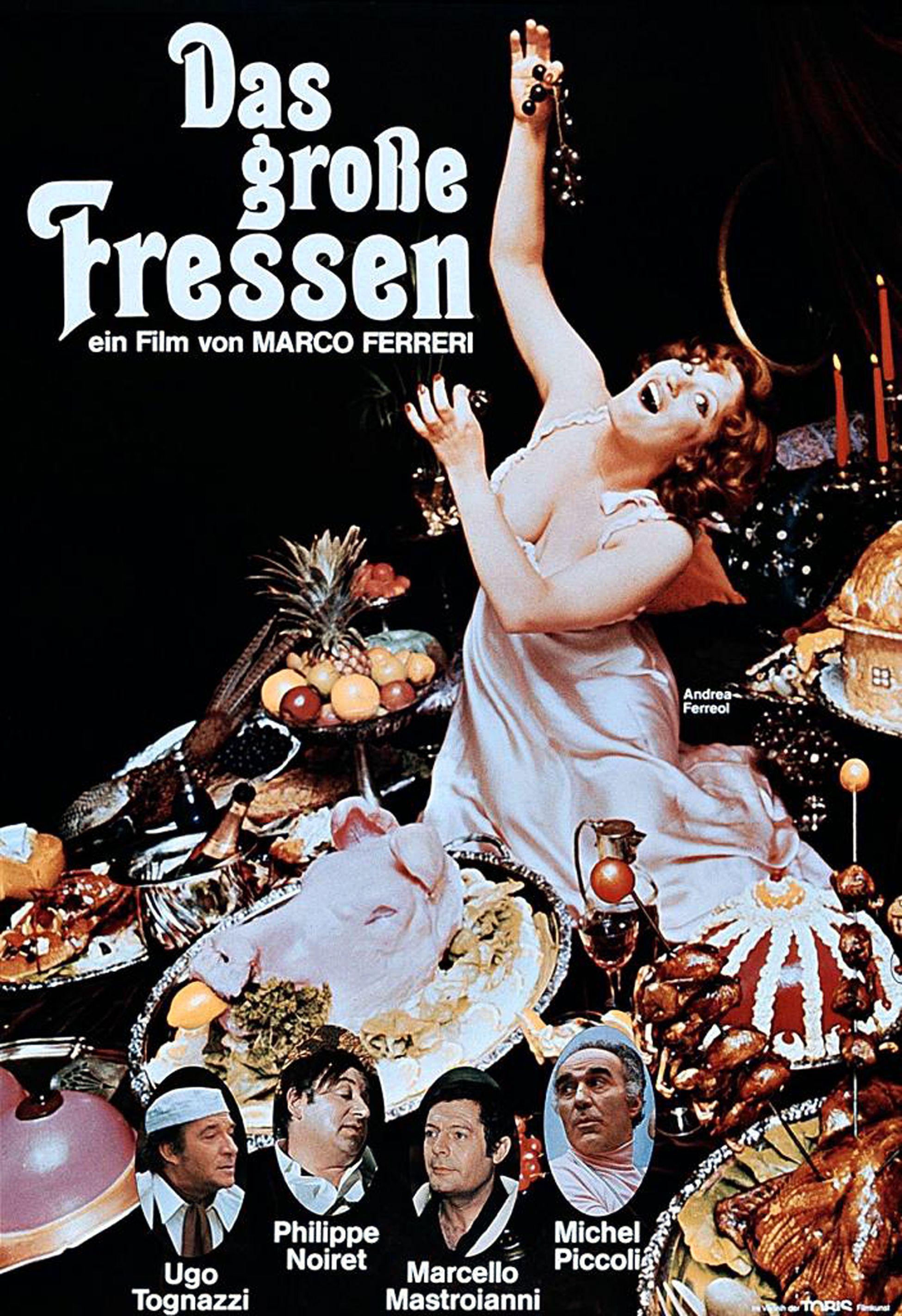 La Grande Bouffe Streaming : grande, bouffe, streaming, Marco, Ferreri, Ideas, Movie, Posters,, Cinema, Posters
