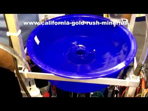 Gold Prospecting Equipment Fine Gold Recovery Gold