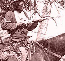 Bloody Knife - Arikara/Hunkpapa Lakota - before 1876