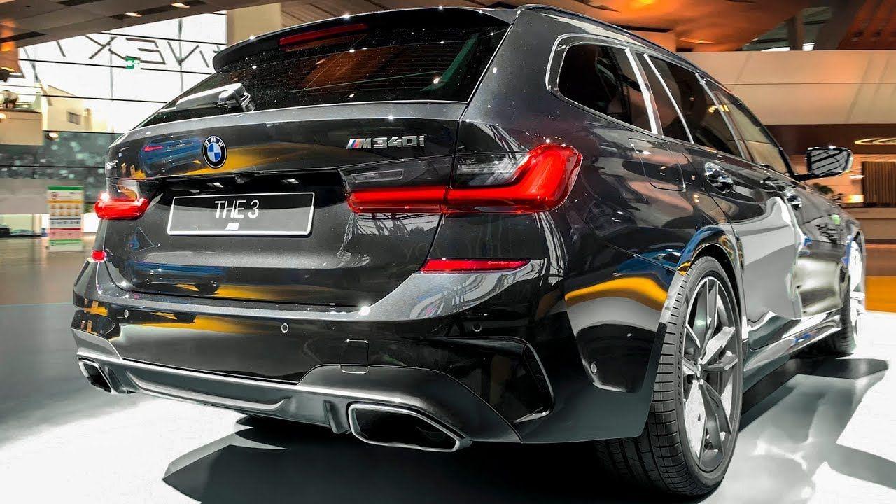 2020 Bmw M340i Touring Wild Sports Wagon Youtube In 2020 Bmw Wagon Sports Wagon Bmw
