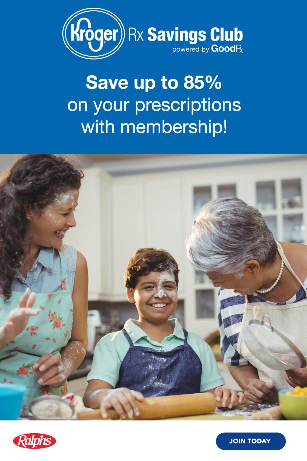 The Kroger Rx Savings Club Powered By Goodrx Can Provide Discounts On Thousands Of Prescriptions Members Also Have Access To 100 Commo Tshirt Business Club