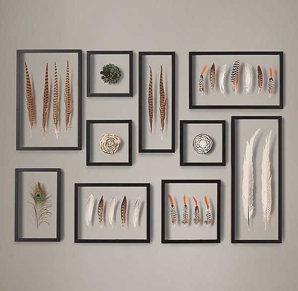 Graue Gestaltung Von Dem Flur Mit Wanddeko Bilderrahmen: Diese Wohnkultur-Stücke Werden Ihren Platz Pinterest