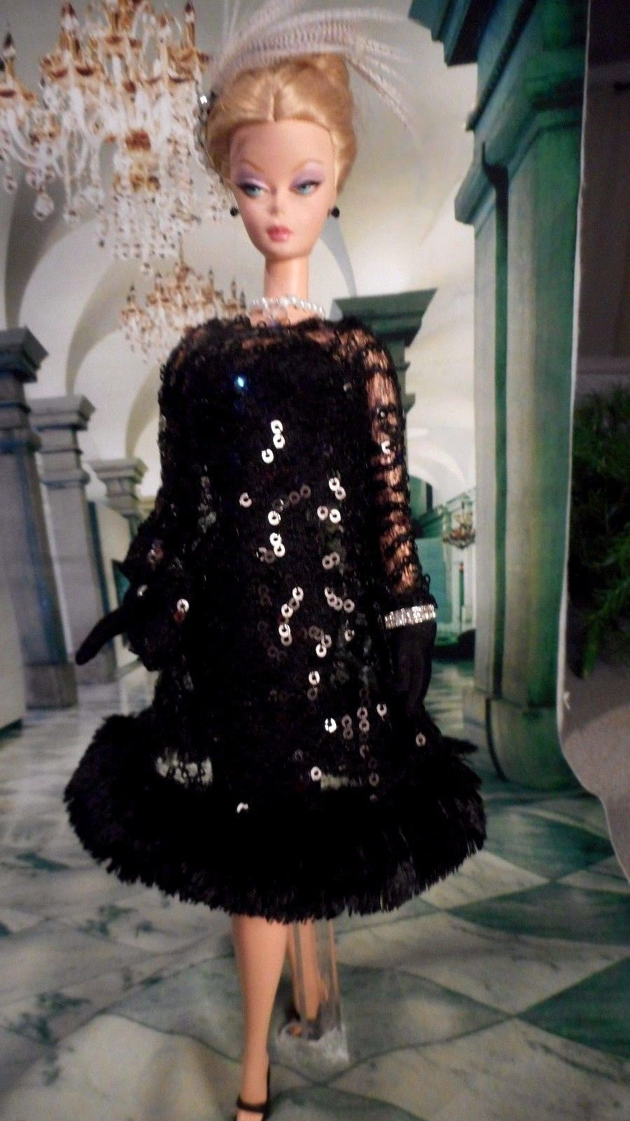 Vintage Repro Barbie Silkstone FR P Parker Fashion Handmade Nu Face OOAK Mary in   eBay
