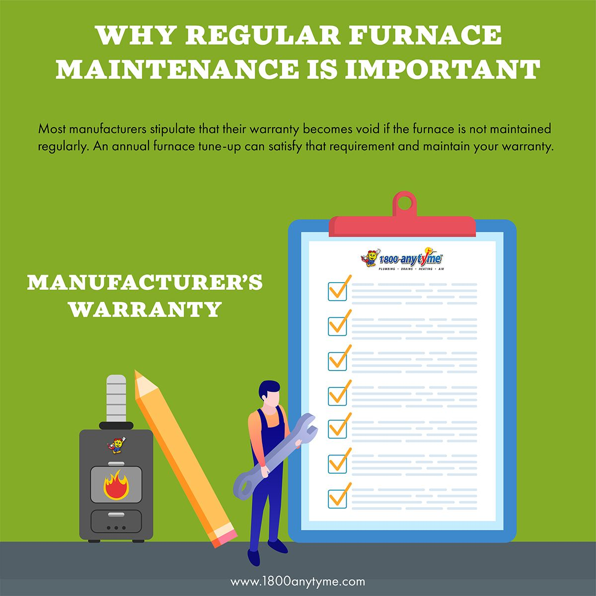 Why Regular Furnace Maintenance Is Important Furnace Maintenance