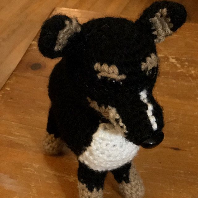 Natalia Toys Art: Crochet Designer! | Crochet, Crochet dog ... | 640x640