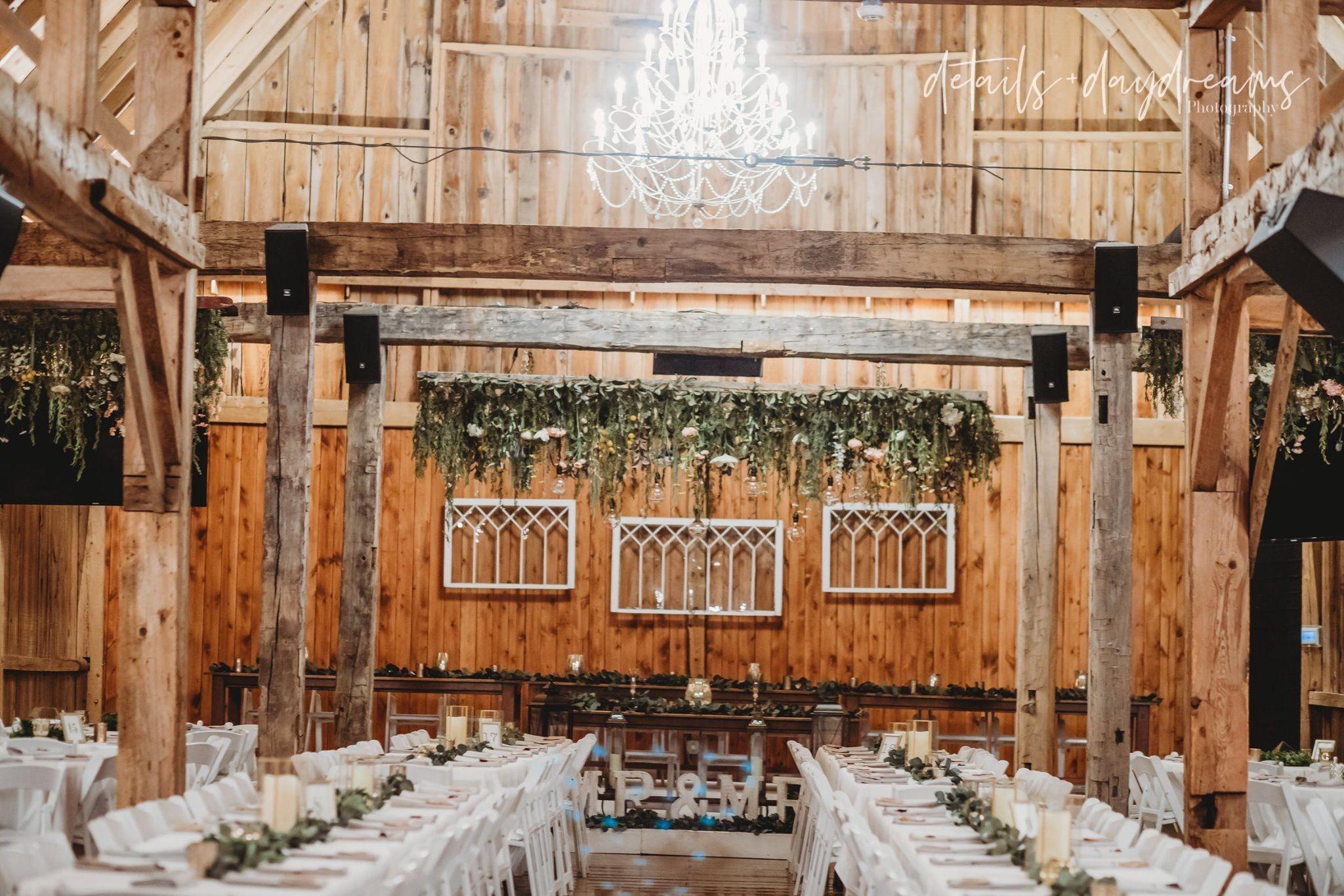 Pin by Sonshine Barn Wedding & Event on Wedding Barn ...