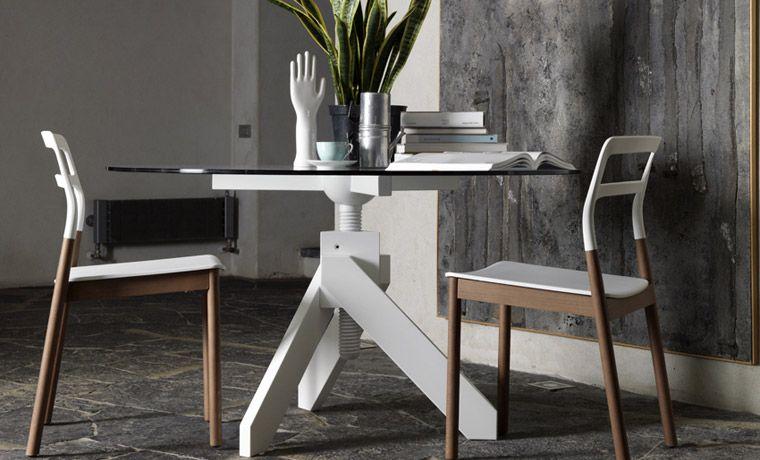 De Padova Tavoli Da Pranzo.Vidun Table By De Padova Via Designresource Co Tavolo Tavoli