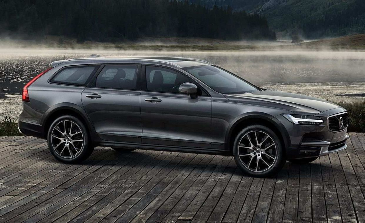 10 Ideas To Organize Your Own Volvo V90 Cross Country 2020