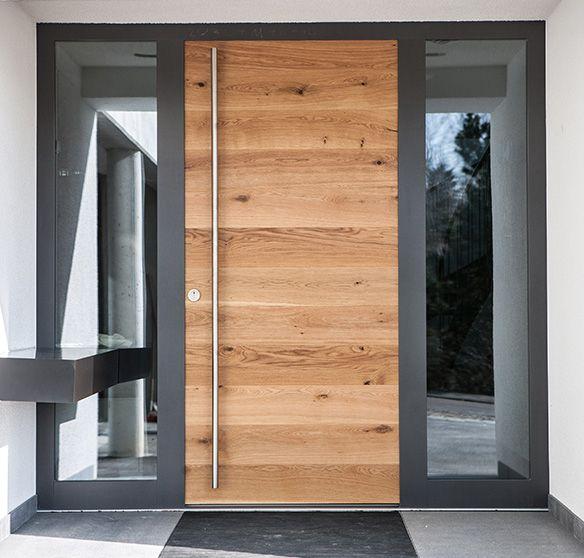 Schreinerei für Haustüren