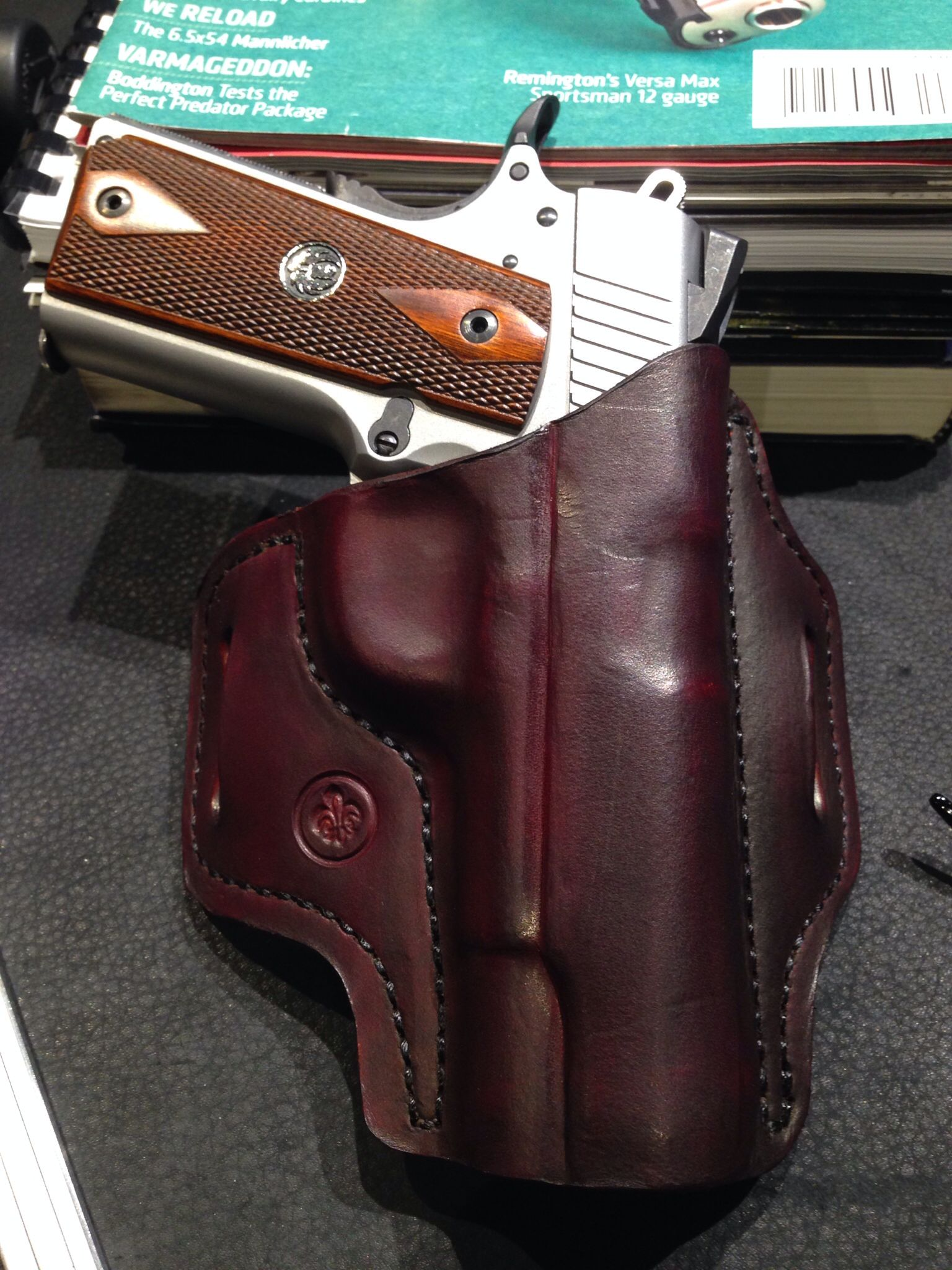 Pin By Rae Industries On Ruger Pinterest Leather Holster Hand