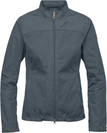 Photo of Fjallraven Damen Kiruna Lite Jacke Dusk S.