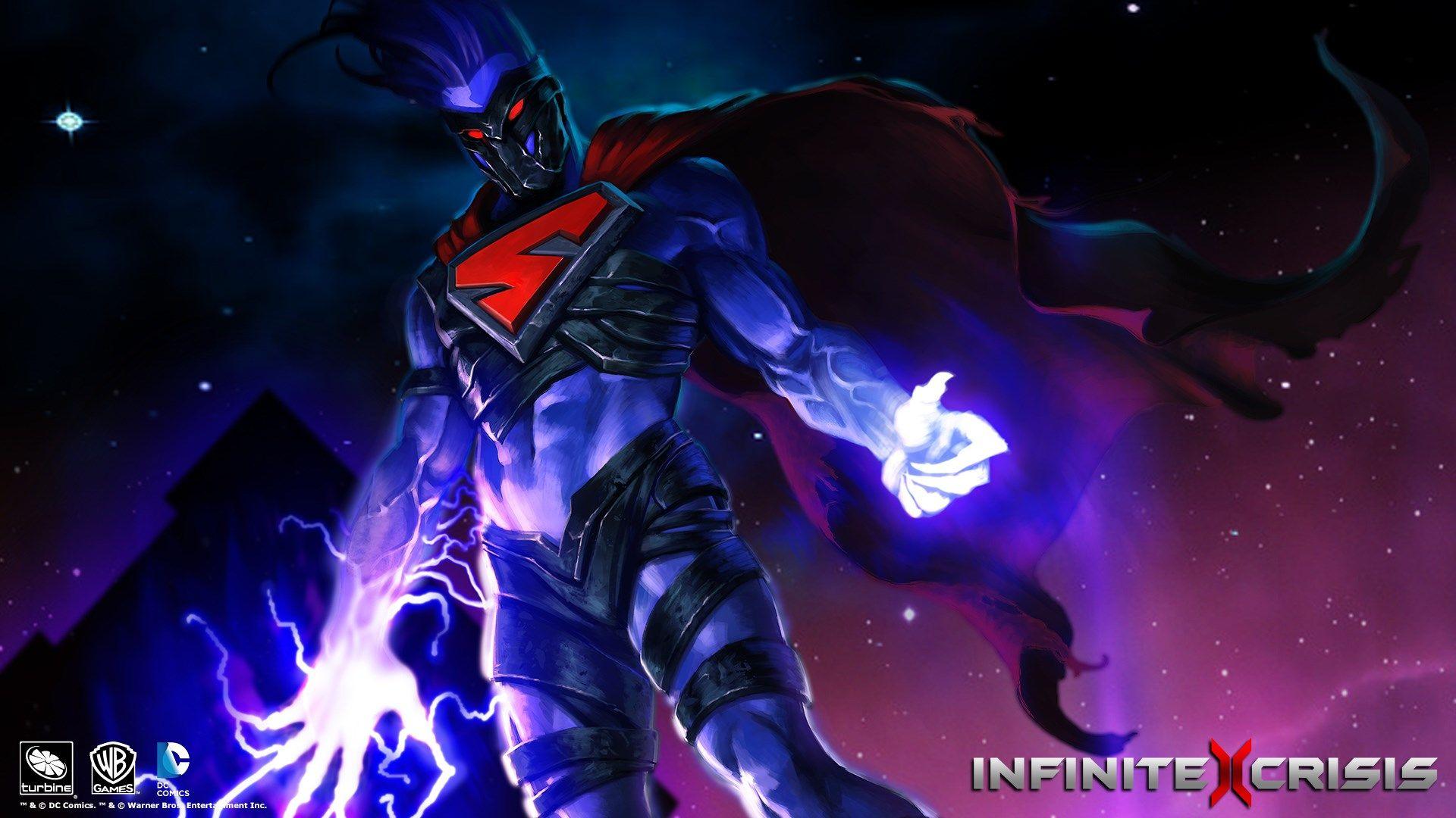 Обои clark kent, superman, kal-el, dc comics, infinite crisis, Warner Games. Игры foto 14