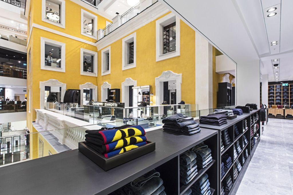 b428dd456dd2e Rinascente Opens New Department Store in Rome | Retail