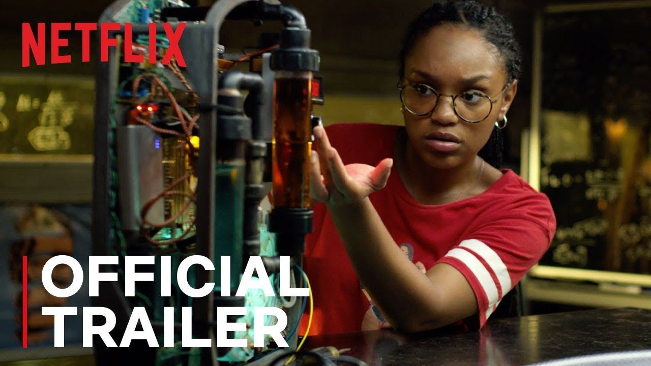 See You Yesterday Official Trailer Netflix