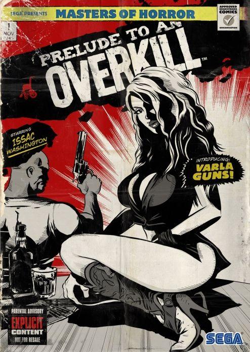 'House Of The Dead Overkill'.