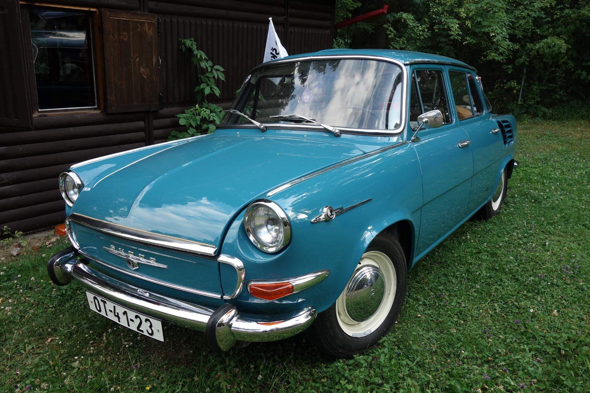 skoda 1000 mb czechoslovak classic cars pinterest cars. Black Bedroom Furniture Sets. Home Design Ideas