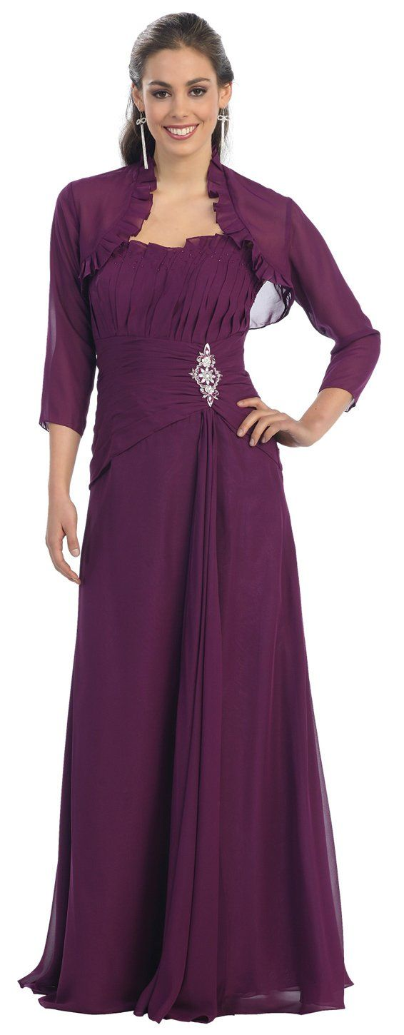 US Fairytailes Mother of the Bride Formal Evening Dress #2630 at ...