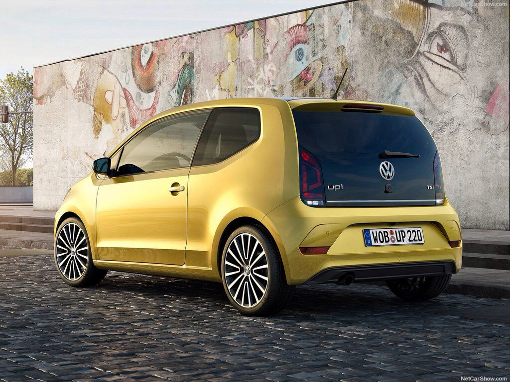 2016 Volkswagen Up Volkswagen Up Car Volkswagen Volkswagen