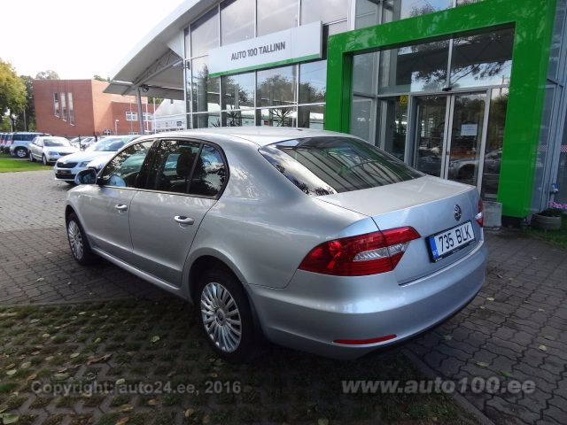 Skoda Superb Active Fl 1 6 Tdi 77kw Skoda