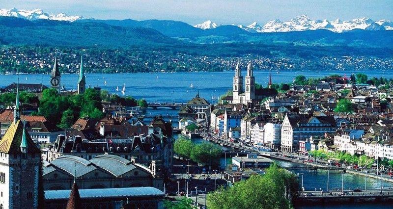 Los Mejores Lugares Para Visitar En Suiza Guiaviajesa Com Donde Viajar En Diciembre Viaje A Europa Ciudades De Europa