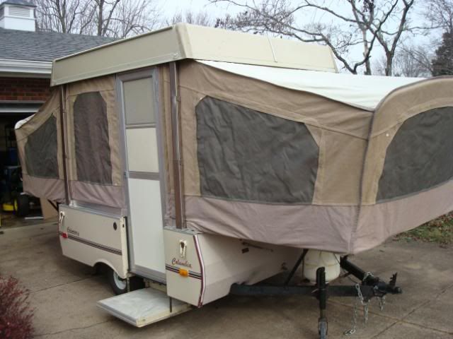 Pictures Of Vintage Pop Up Campers Re Anyone Else With A