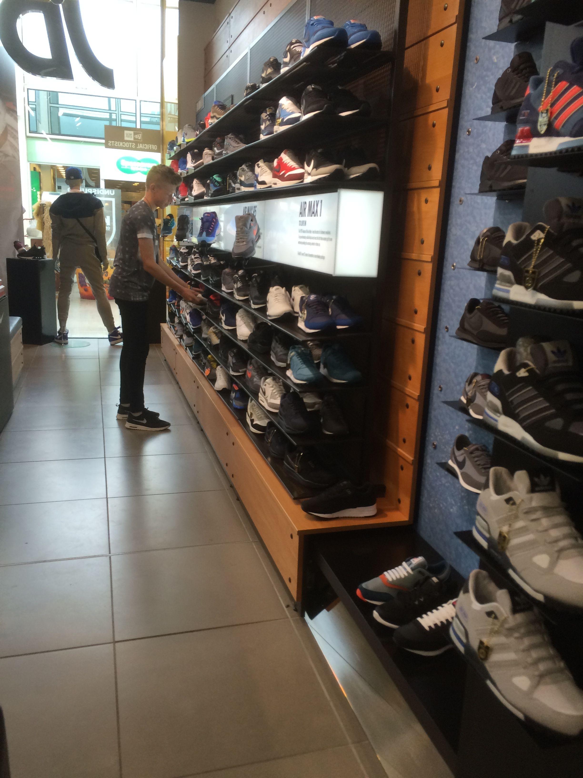 JD Sports Milton Keynes Sports Clothing Shoes