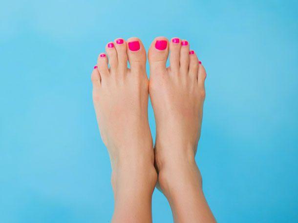 6 Dinge du schon immer über deine Füße wissen wolltest