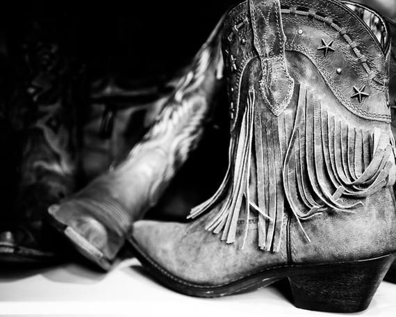 Cowboy Boots, Nashville Art, Black and White Photography, Country Western Decor, Boot Print, Rustic Cowboy Boots, Nashville Art, Black and White Photography, Country Western Decor, Boot Print, Rustic        Cowboy Boots, Nashville Art, Black and White Photography, Country Western Decor, Boot Print, Rustic
