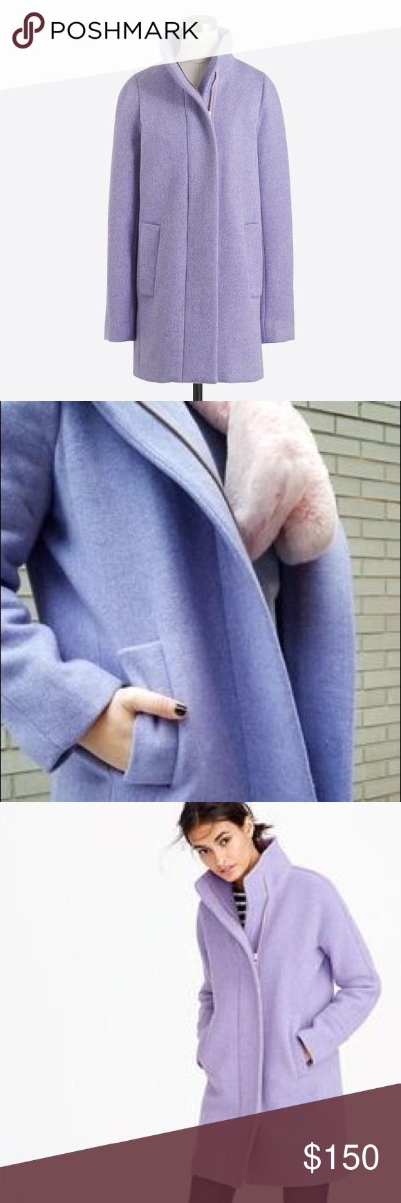 J.Crew Factory City Coat NWT Size 4 NWT