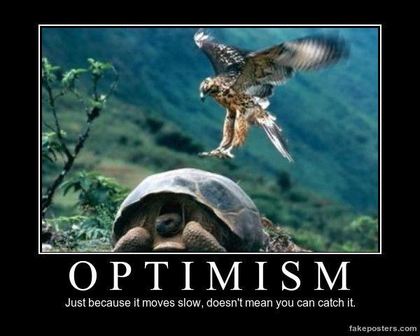 Optimism Demotivational Posters Demotivational Posters Funny Optimism
