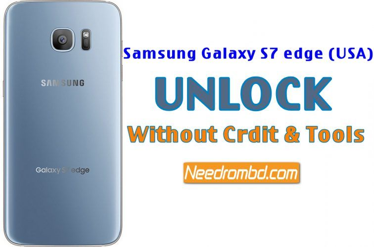Samsung S7 Edge SM-G935T (T-Mobile) Unlock Without Credit