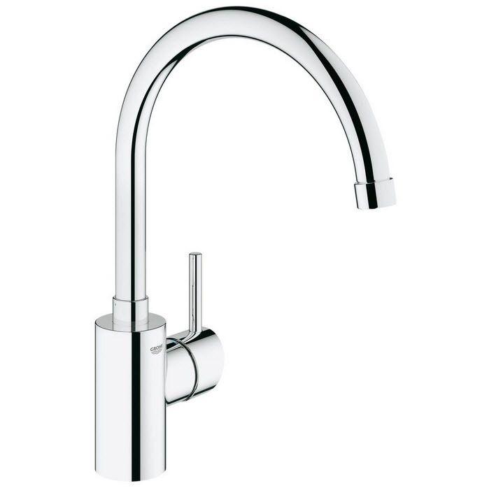2kshops - Online store - GROHE Concetto 32661001 single-lever sink - grohe concetto küchenarmatur