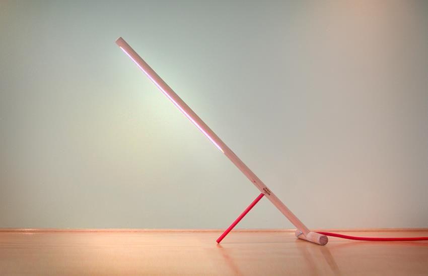 Peg Lamp by Gagan Design | Lamp, Lamp design, Diy decor projects