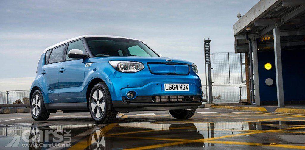 Kia Soul EV price & specs costs £29,995 Cars UK Car