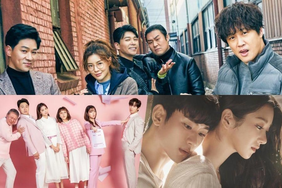 """Team Bulldog: Off-Duty Investigation"" Finale And ""Once Again"" Both Achieve Highest Ratings Yet; ""It's Okay To Not Be Okay"" Sees Dip"