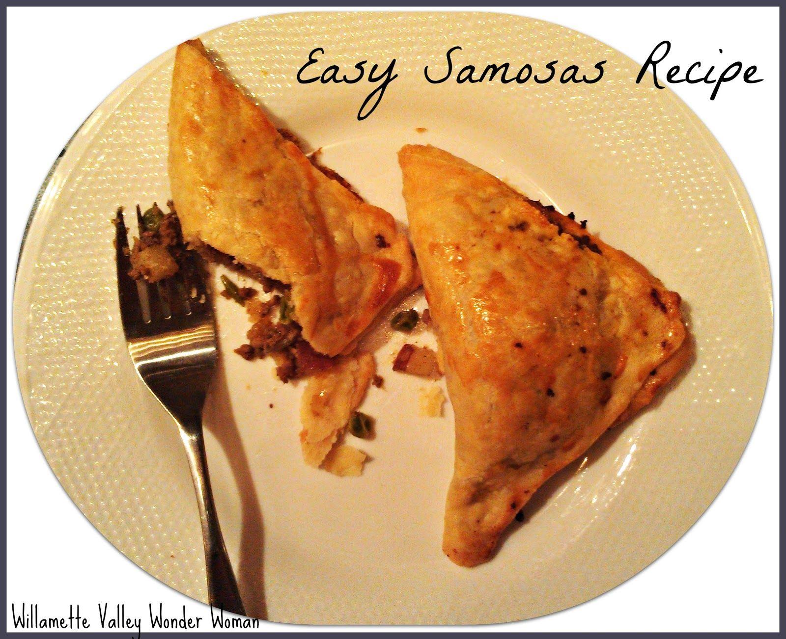 Samosas recipe samosas recipes and dinners recipe how to make easy samosas forumfinder Images