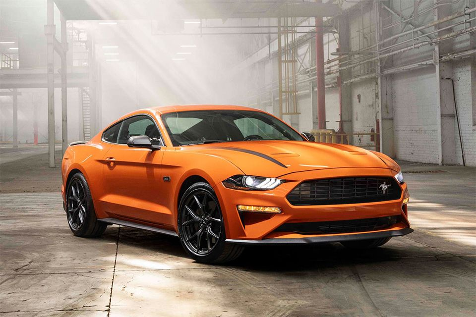 Ford Introduces The New 2020 Mustang Ecoboost High Performance