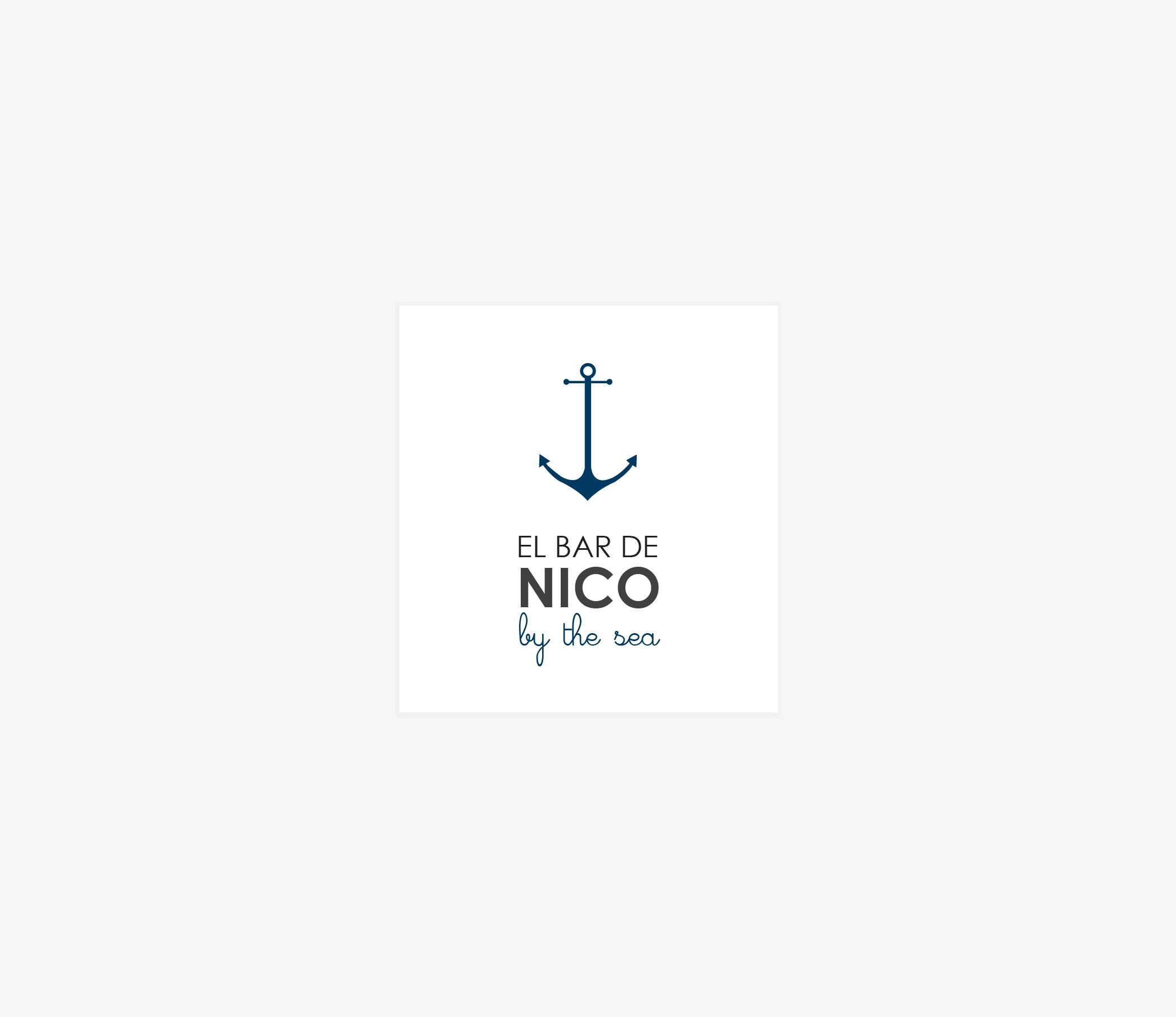Logotipo del Bar de Nico