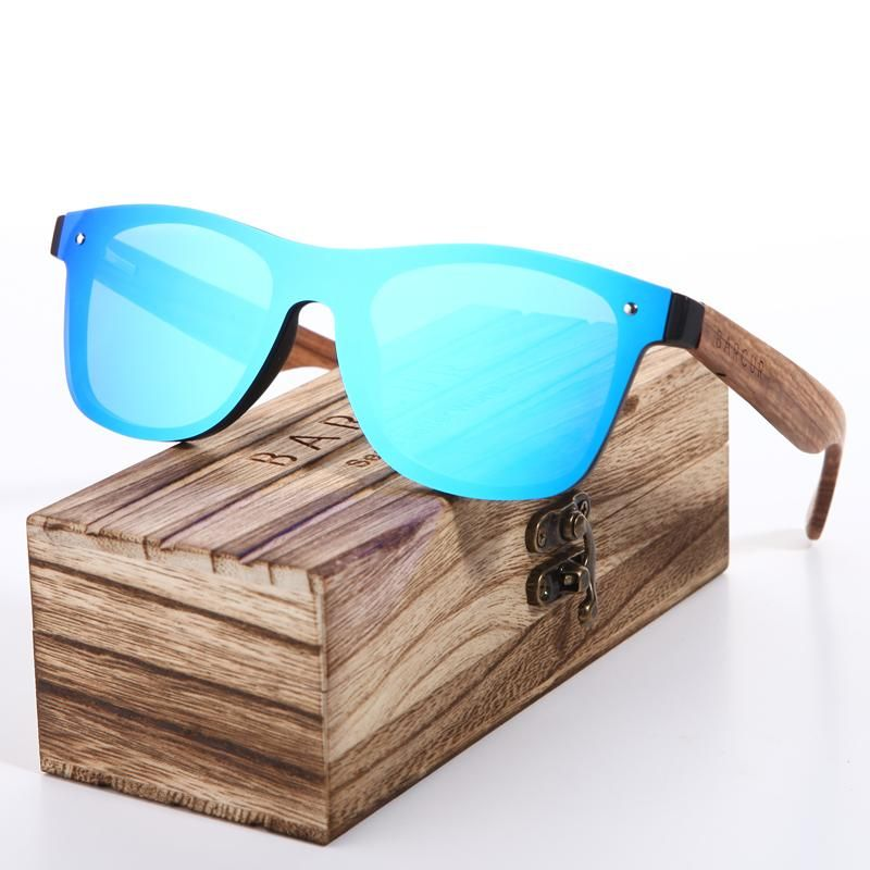 ebe3717896 The Walnut Wooden Sunglasses