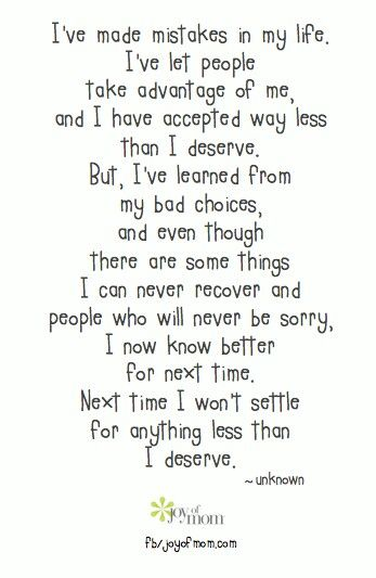 I Ve Made Mistakes In My Life Meaningful Quotes Quotes Positive Quotes