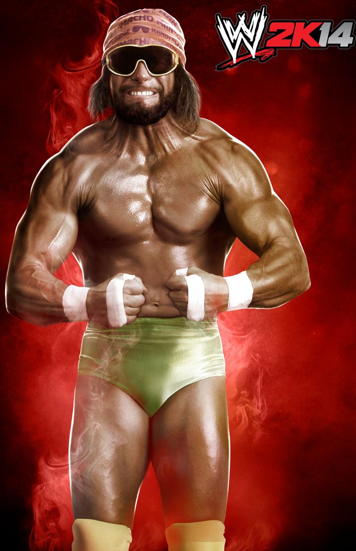 Macho Man Randy Savage Wwe2k14 Promo Shoot By Theelectrifyingonehd Macho Man Randy Savage Macho Man Macho