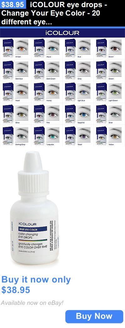 Other Eye Makeup Icolour Eye Drops Change Your Eye Color 20