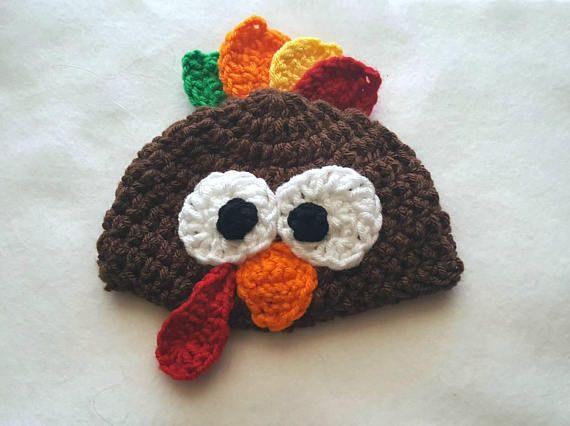 c877a5048c5 Baby Turkey Hat